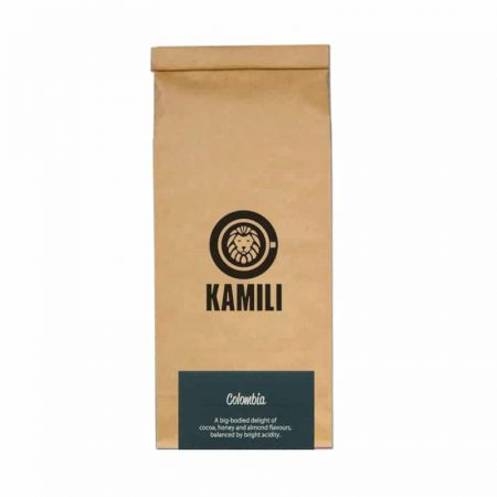 KAMILI COFFEE – COLOMBIA